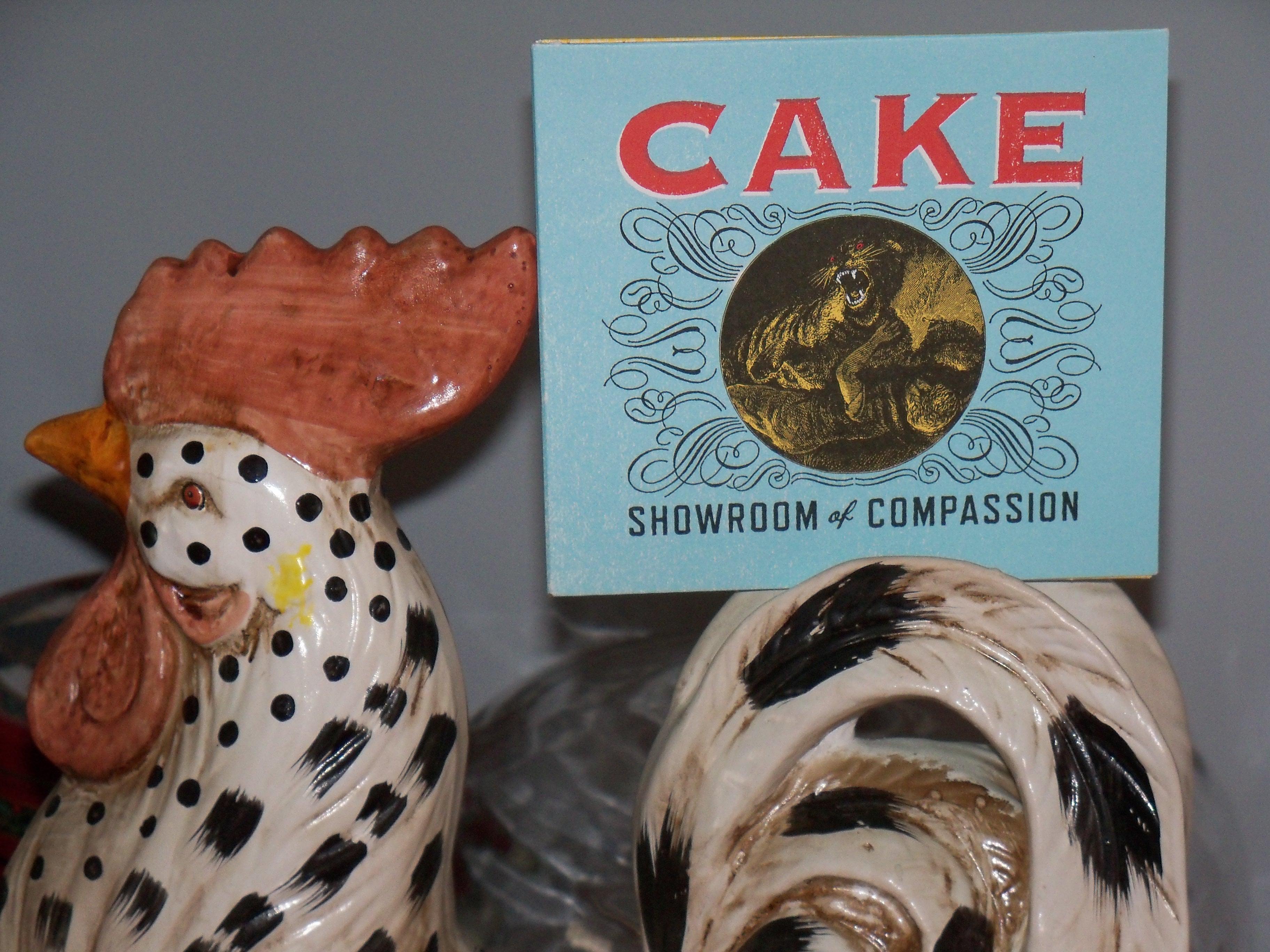 Cake Motorcade Of Generosity Review