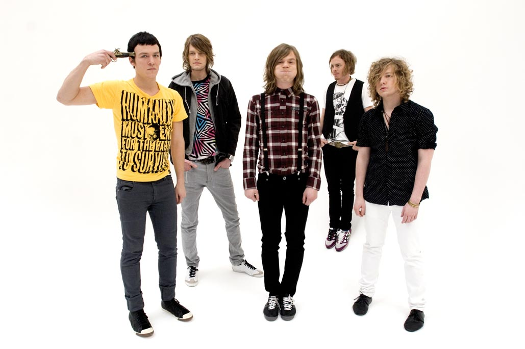 Cage The Elephant holds the key to one of the most anticipated albums of ...